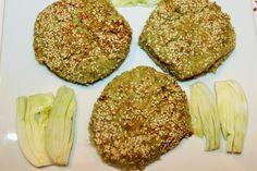 Hamburger di carciofi