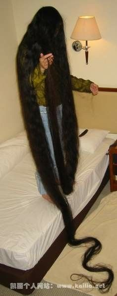 Rapunzel Hair, Super Long Hair, Beautiful Long Hair, Asian Woman, Hair Beauty, Floor, Long Hair Styles, Gallery, Women