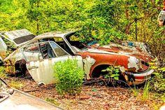 Porsche RIP, Rust In Peace ~