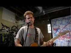 Parquet Courts - Stoned And Starving (Live on KEXP) - YouTube