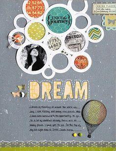 'Dream' card.