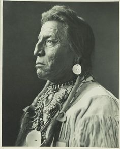 Two Guns (1872-1934).  Also known as John Two Guns and John Whitecalf Two Guns, this Blackfoot chief provided one of the most readily recognizable images of a Native American in the world after an impression of his portrait appeared on a common coin, the Indian head nickel.  His visage was used along with those of John Big Tree (Seneca) and IRON TAIL (Sioux) in James Earl Fraser's composite design for the nickel.
