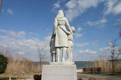 The Fishermen's Memorial, Cape May