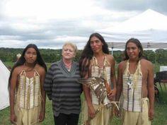 My 3 Lakota Sioux friends from Medina Texas