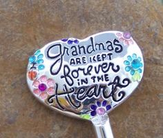 GRANDMA GRANDMOTHER HANDBAG PURSE N' HOOK HANGER HOLDER