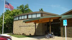 Bonner Springs City Library by bonnerlibrary, via Flickr Bonner Springs, Spring City, City Library, Come And See, Small Towns, Stuff To Do, Kansas, Awesome, Outdoor Decor