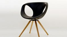 This Mod, Mobius-Inspired Chair Totally Belongs on the Set of Mad Men