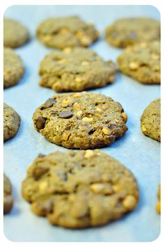 The Homestead Cupcake: Butterscotch Lactation Cookies