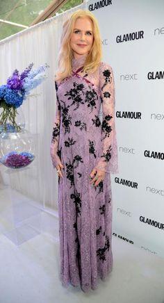 Nicole Kidman style  - Week in celebrity photos June 5-9