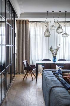 Step Inside This Super Cool Kiev Apartment | Airows