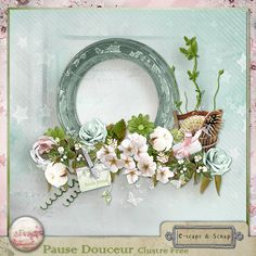 Pause douceur Cluster Free by S.Designs