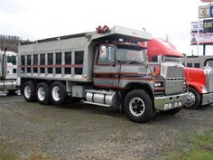 Ford Show Trucks for Sale | Used Ford Ltl9000 Heavy Duty Dump Truck For Sale in Ohio New ...
