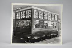 Chicago and Ohio Railroad Hunnington Station WV Newstand Photo