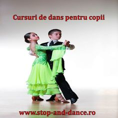 Photo about Boy and girl dancing ballroom dance. Image of copyspace, photo, caucasian - 4146595