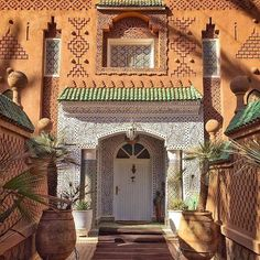 Morocco Art & Architecture .