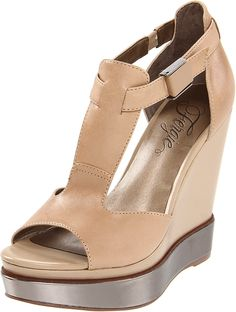 Fergie Women's Marquee Wedge Sandal * Unbelievable product right here! : Wedges Shoes