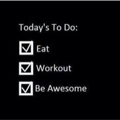 Today's....
