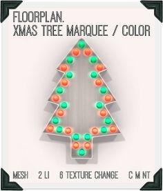 floorplan. xmas tree marquee / color | Flickr - Photo Sharing!