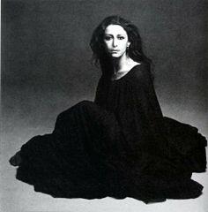 Maya Plisetskaya by Dominique Delouche