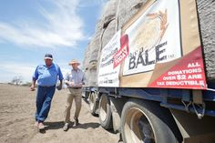 Subscriptions this month will provide hay to drought affected farmers via Buy a Bale of Hay - Making a difference to Australian Farming Families. Donated bales support hay and livestock farmers, their families, the truckies that deliver the feed, and the rural communities they live in.