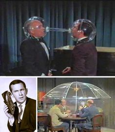 Get Smart Cone Of Silence