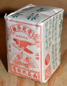 Antique LimKeeWan Tea Co. China Chinese Thih Koan Im Tea Package (not box) OLD!   eBay