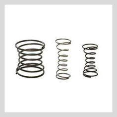 Concave Compression Springs - Manufacturer - Firstesource
