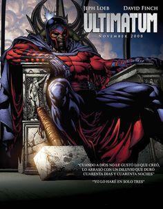 Ultimatum (Ultimate Marvel) | Vercomics