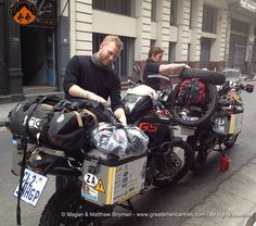 Argentina, Buenos Aires, Adventure, motorcycle, travel, overland, overlander, packing, bikes, BMW, F800GS, ATG, All terrain gear, Touratech