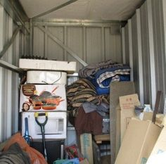 5X10. #StorageAuction in Fort McMurray (A0354). Ends Aug 14, 2015 3:45PM America/Los_Angeles. Lien Sale.