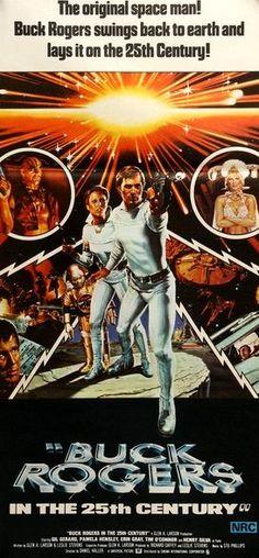 Buck Rogers in the 25th Century (1979) Original Australian Movie Poster