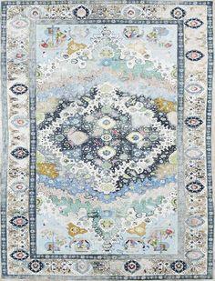 Kour Pour Persian Carpet Paintings on Patternbank Blog