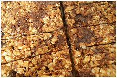Homemade Granola Bars {Winning Recipe}