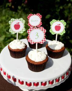 apple birthday ideas