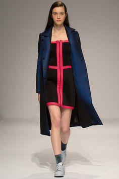 Yasya Minochkina Kiev Fall 2015 Fashion Show