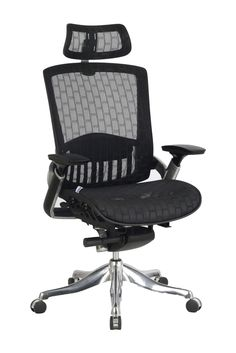 Viva Office Latest Multifunction Chair Deluxe High Back Mesh Executive Managerial With