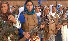 The grannies with Kalashnikovs facing a bloodbath on Nato's doorstep HERO
