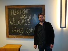 "TFA Welcomes Director Greg Kohs for a screening of his new film, ""Song Sung Blue"" and a  Q Session with Students."