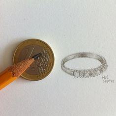 Engagement ring l graphite l AR•T•INT l mariellevanleeuwen@live.nl l 2015-09-26
