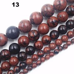 Natural Stone Beads 8MM 30 Piece/lot DIY Jewelry Making Findings