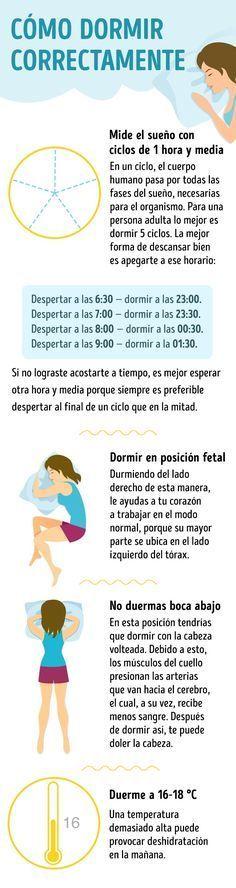 Dormir bien es fundamental para comenzar el día con energía. Compartimos unos consejos que nos ayudarán a mejorar nuestra salud y bienestar :-)