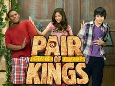 Pair of Kings ... These guys make me laugh so hard sometimes! :)