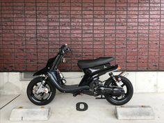 Yamaha bw's 3aa custom