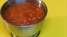 Ketchup casero, cómo hacer salsa de tomate ketchup