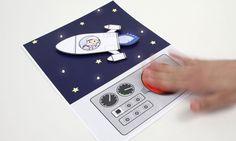 Disney met au point une technologie ultra-innovante qui vous permettra de créer de l'électricité avec du papier