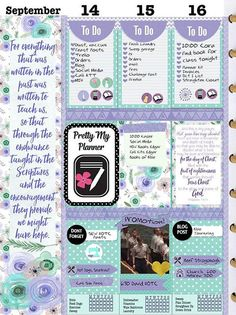 Lavender Mint Printable Planner Stickers by DigiScrapDelights #printable #plannerlove #plannerdecoration #planneraddict #plannerstickers #organization