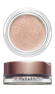 Clarins Aquatic Treasures 2015 Summer Collection - Ombre Iridescente 01 Aquatic Rose – light rose with gold shimmer