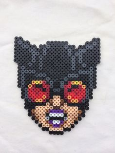 Catwoman Bead Sprite by PrettyPixelations on Etsy