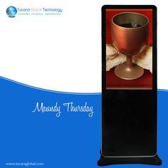 Today is #MaundyThursday. Remember Lord Jesus Sacrifice.