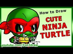 How to Draw Cartoons - Smurf + Funny Extra Drawing - Cute Art Fun2draw Chibi - YouTube
